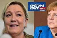 Do EU se blíží krize, o které se příliš nemluví: Konec Merkelové a možná i Macrona