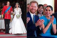 Nezdárná dvojice Meghan a Harry: Kate a Williamovi přáli k výročí soukromě! Zapomněli už na spory?