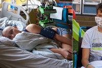 David (13) onemocněl leukémií: Doma však nemá vhodné prostředí, jeho stav by se mohl zhoršit