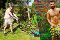 Odložte šaty a pusťte se do přesazování: Svět slaví Den nahého zahradničení!