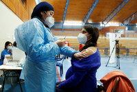 Koronavirus ONLINE: 117 případů za sobotu. A přední lékaři doporučují vakcínu těhotným ženám