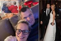 Detaily rozchodu Moniky Absolonové: Hokejista bydlí už týden jinde!