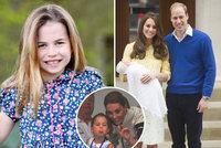 """William s Kate porušili slib kvůli Charlotte! """"Opravdu drzá"""" princezna slaví"""