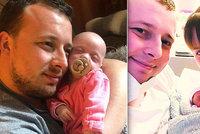 Radost z miminka vystřídala tragédie! Eliška (†27) zemřela na výduť v mozku 9 dní po porodu