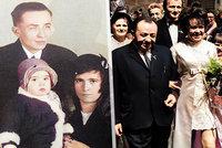 Nikdy neviděné obarvené fotky Jiřiny Bohdalové (90): Chudí rodiče, svatby i žárlivost na place!