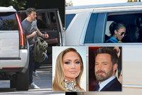 Hrdličky Ben Affleck a Jennifer Lopezová: Balil ji zasnoubenou! Vydržel jí psát měsíce