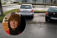 Lisa nechala svou škodovku u českých hranic a zmizela: Češi, pomozte, prosí rodina