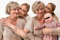 Markéta Konvičková ukázala maminku: Neuvěřitelná podoba! Jablko nepadlo daleko od stromu