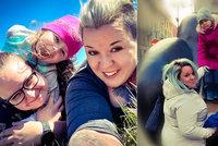 """Lesby Míša a Andrea: """"Najdi si chlapa"""", tlačili na nás. Vychovávají dceru (6) a boří předsudky"""