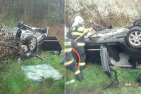 Dominik (†20) sjel ze silnice a při vážné nehodě zemřel: V krvi měl 1,5 promile!