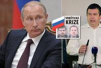 Vrbětice ONLINE: Hamáčkovu ruskou cestu šetří protimafiánský útvar. A záhadné volno den před výbuchem