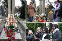 Kolegové na »Marii Růžičku« zapomněli? U uložení ostatků Krhutové (†47) byla jen rodina!