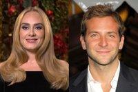 Nová láska? Vyhublá Adele prý zažívá románek s Bradley Cooperem! Seznámila je Gaga