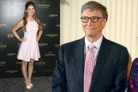 Dcera Gatesových emotivně promluvila o rozvodu rodičů: Bylo to těžké období, tvrdí