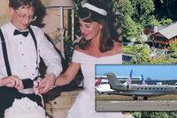 Manželství Billa Gatese končí po 27 letech: Rozvod století o 2,8 bilionu!