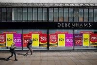 Koronavirus ONLINE: Známý oděvní řetězec končí a Česko je blízko hranice rozvolnění