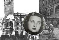 """""""Čekali jsme, až nás zastřelí,"""" popisuje Marie (99) Pražské povstání. Pomoc přišla v pravý čas"""