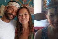 Znetvořené tělo a bez očí: Vůdkyni podivné sekty našli ve spacáku, ozdobenou vánočními světýlky