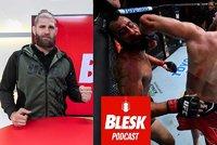 Podcast: Nejsem jen vymlácená hlava, říká bojovník MMA Procházka. Na zápas s Reyesem se nemohl dívat