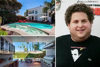 Hvězda Vlka z Wall Street (37) se plácla přes kapsu: Domek v Malibu s vlastní lagunou za 200 milionů!
