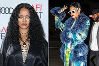 Barbadoská kráska Rihanna se proměnila: Nový účes i kabátek za 340 tisíc!