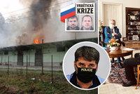 Policejní ředitel Švejdar čelí trestnímu oznámení: Vyzradil utajované skutečnosti ohledně Vrbětic!