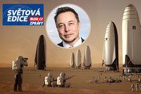 Starship konečně přistála, Musk chce s lodí osídlit Mars. Misi naplánoval pro milion lidí