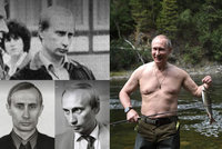 Do KGB šel hned po škole, pak šéfem tajné služby: Putin je na trůně už 21 let, kult je větší než Stalinův