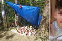 Tomášku, chybíš nám! U Svratky, kde našli tělo chlapce (†15), hoří svíčky