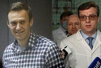 Navalného doktor záhadně zmizel v hustých lesích. Objevil se po třech dnech
