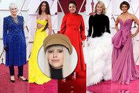 Oscarová móda očima módní kritičky Blesku Iny T.: Okázalá prestiž poněkud vyčpěla!
