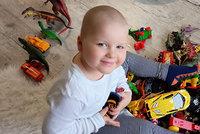 Kubík (3) onemocněl akutní leukémií: Maminka popsala plíživé příznaky!