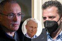 Ruský oligarcha: Kreml má v české vládě kontakty. A ukázal na komunistu Ondráčka
