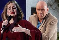 Rodinná tragédie zpěvačky Adele: Smrt otce (†57) hned po narozeninách! Před lety ho zavrhla