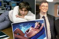 Spisovatel James Wallace napráskal na Billa Gatese: Měl slabost  pro striptérky!