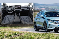 TEST Škoda Enyaq iV: První škodovka vyvinutá jako elektromobil!