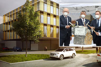 Miliardová stavba v IKEM začala! Dva pavilony s 83 lůžky vyrostou za 2,5 roku
