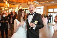 Svatba Bohuše Matuše (47) a jeho mazlivky (18): Tajemství jejich svatební noci!