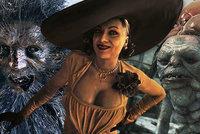 Honí vás třímetrová sexy upírka s obřími ňadry! Recenze Resident Evil Village