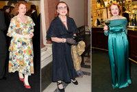 Iva Janžurová očima Iny T.: Modely retro tetičky?! Nejlepší outfity i největší propadáky
