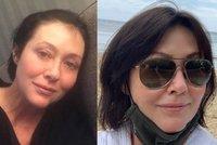 Brenda z Beverly Hills pracuje i ve čtvrtém stádiu rakoviny: Natáčí s Willisem a vypadá neuvěřitelně!