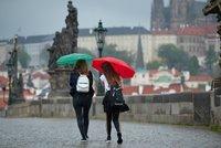 Počasí v Praze: Do konce května teploty nepřesáhnou 20 stupňů. Nejtepleji bude v pondělí