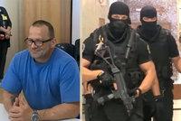 Bývalý mafiánský boss se dostal na svobodu: Je vážně nemocný, chce umřít u dcery