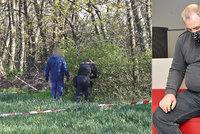 Brutálně zavraždil cyklistku (†51) na Olomoucku: Sadista Basler (48) podnikl před soudem nečekaný krok!