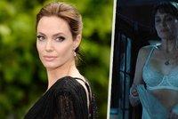 Odvážná Angelina Jolie v novém filmu: Ukázala prsa i po dvojité mastektomii!