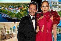 Bývalý partner Lopezové se zbavil sídla: Za vilu s 14 koupelnami a přístavem dostal půl miliardy!