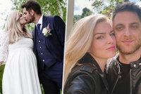 Nikol Štíbrová všem vyrazila dech: Rychlá svatba měsíc před porodem!