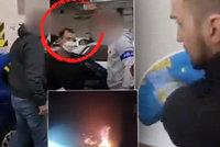 Schválně zapálil byt, kde spalo miminko! Žhář (37) se mstil za vyhazov z bytu?! Skončil ve vazbě
