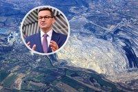 Poláci pění kvůli zákazu pro důl Turów: O sporné těžbě chtějí s Čechy dál jednat