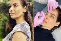 Eva Decastelo po očkování: Roky do sebe cpu různý kraviny! Vakcína mě neohrozí
